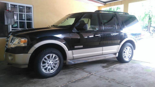 ford expedition 5.4 eddie bauer piel 4x2 at 2007