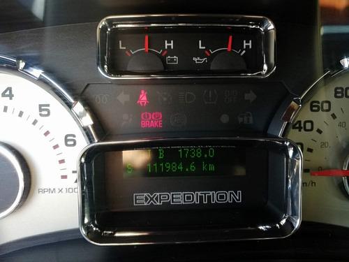 ford expedition 5.4 eddie bauer piel 4x2 at