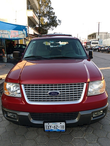 ford expedition 5.4 eddie bauer piel qc 4x2 at 2004