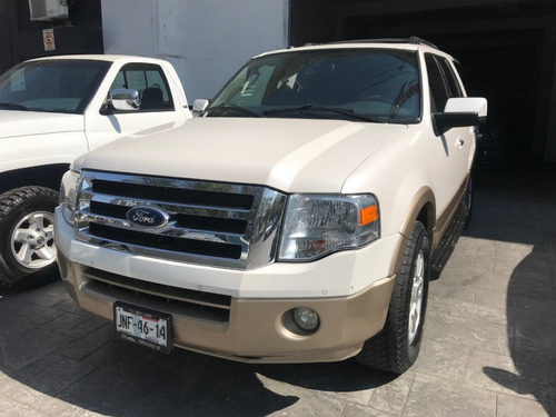 ford expedition 5.4 king ranch  2012 recuperada de robo