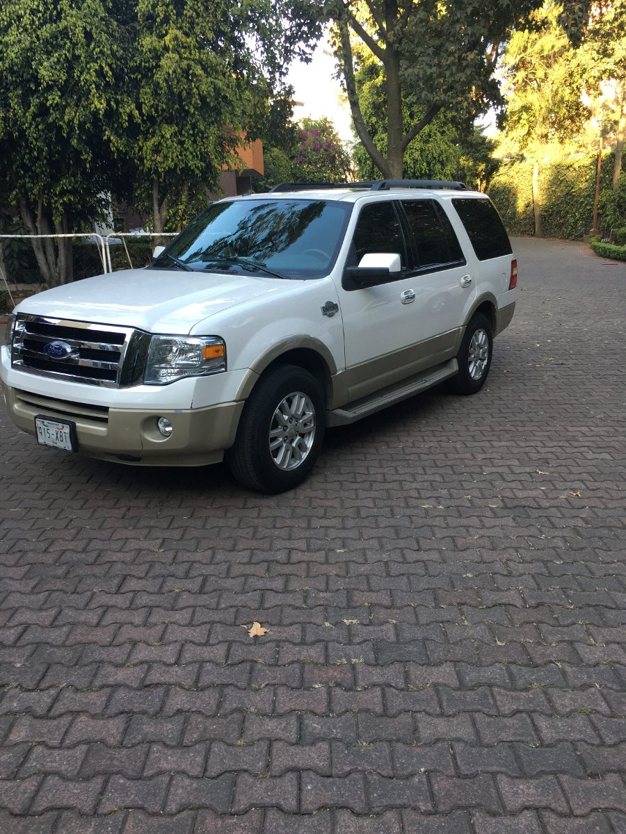 Ford Expedition 54 King Ranch V8 4x2 Mt 2010