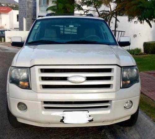 ford expedition 5.4 limited piel v8 4x2 at 2007