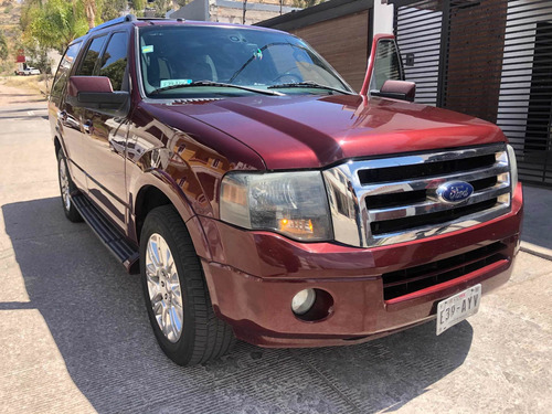 ford expedition 5.4 limited piel v8 4x2 at 2011