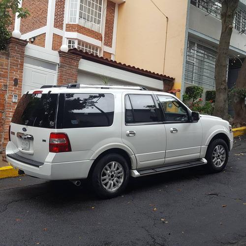 ford expedition 5.4 limited v8 4x2 2012 blindada nivel 3plus