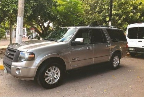 ford expedition 5.4 max limited v8 4x2 at