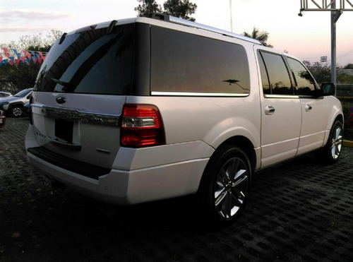ford expedition 5p platinum max v6/3.5/bt aut 4x4