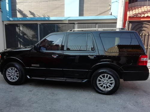 ford expedition eddie bauer 2007 engomado  0  excelente