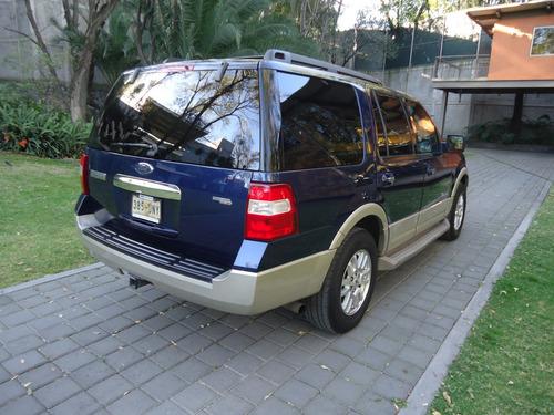 ford expedition eddie bauer 2007 (nueva)