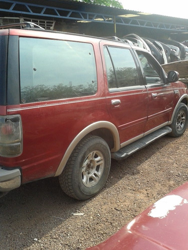 ford expedition eddie bauer  4x4 1999 por partes