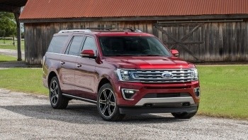 ford expedition limited 2020 negra ideal para ejecutivos