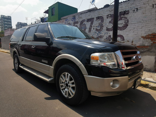 ford expedition max eddie bauer 2007