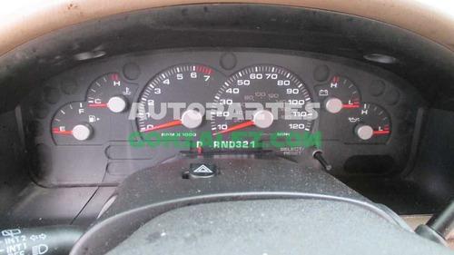 ford explorer 02-05 4.0 autopartes refacciones yonkeado