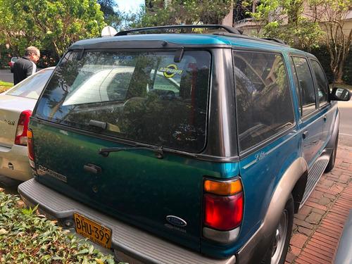 ford explorer 1996 unico dueño