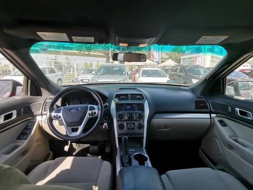 ford explorer  2.0 aut 2015