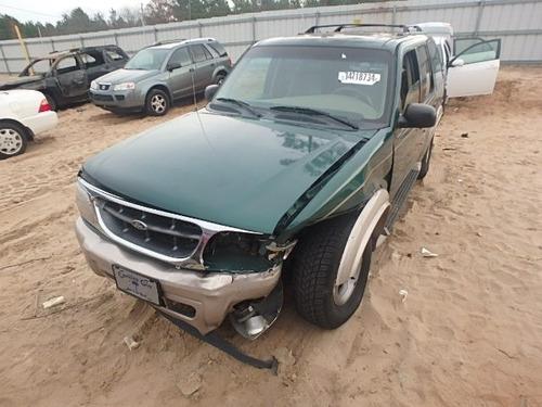 ford explorer 2000 chocada se vende completa o en partes