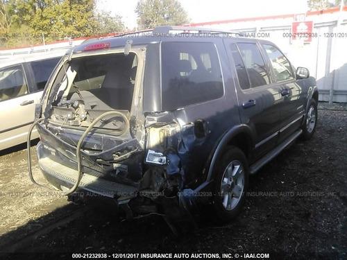 ford explorer 2002 xlt se vende solamente por  partes