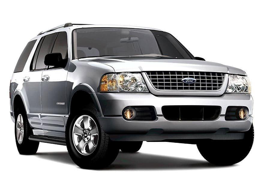 Ford Explorer 2004 Manual De Reparaci U00f3n Y Diagramas