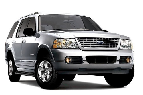 Ford Explorer 2004 Manual De Reparaci U00f3n Y Diagramas