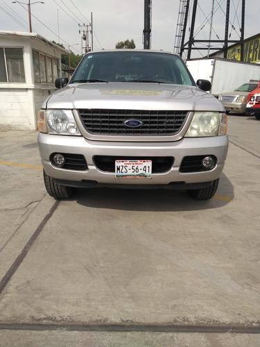 ford explorer 2004 xlt 4x2 v6 4.0l