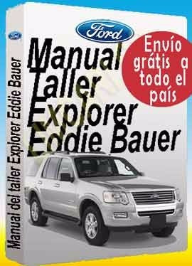 ford explorer 2005-2011 eddie bauer manual taller libro pdf