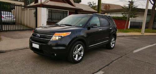 ford explorer 2012 limited 3.5 4x4 impecable