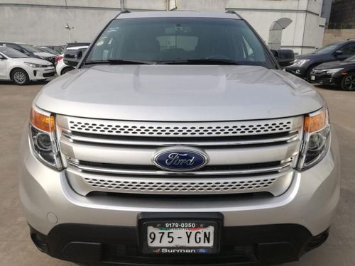 ford explorer 2013 financiada o contado
