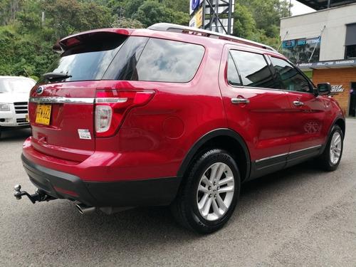 ford explorer 2014 3.5 limited
