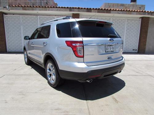 ford explorer 2015 5p limited v6 3.5 aut