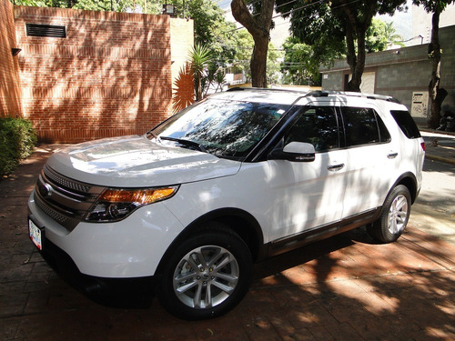 ford explorer 2015 limited 4x4 automatica