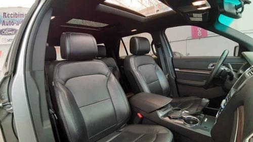 ford  explorer  2016  5p limited v6/3.5 aut