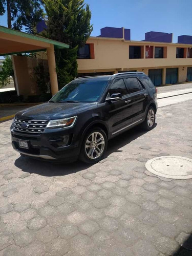 ford explorer 2017 3.5 limited 4wd mt