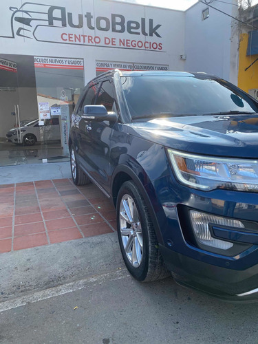 ford explorer 2017 3.5 limited