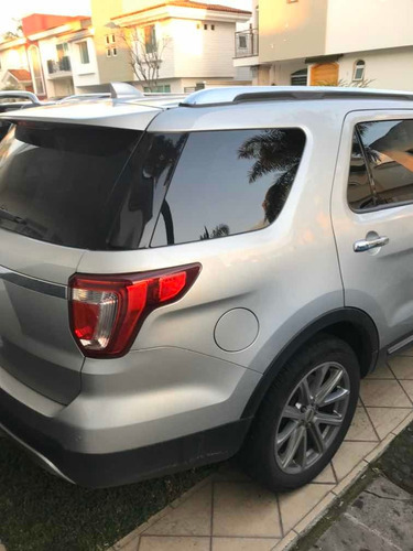 ford explorer 2017 3.5 limited at