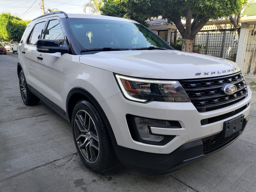 ford explorer 2017 3.5 sport 4x4 at