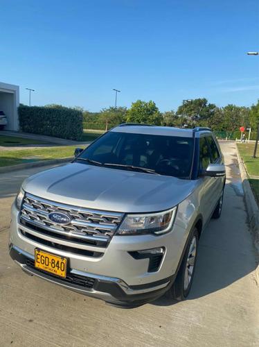 ford explorer 2018 3.5 limited