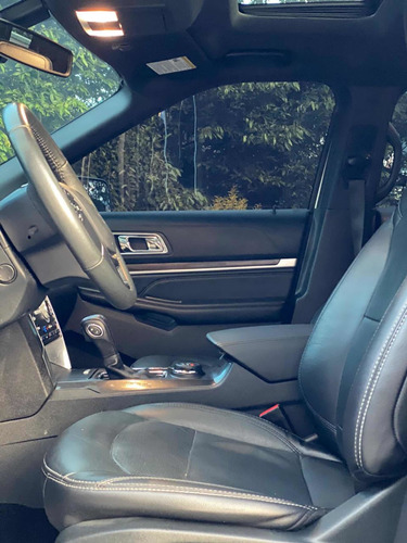 ford explorer 2019 2.3 limited 4x4