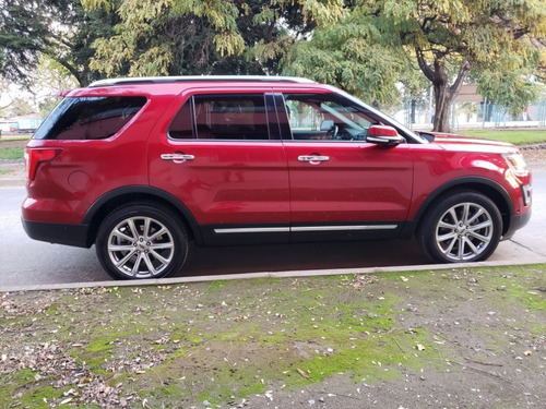 ford explorer 2.3 4wd, limited ecobost at
