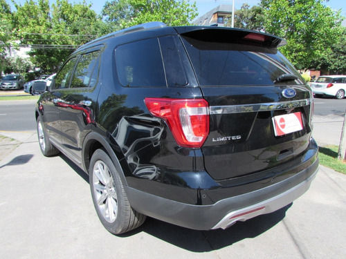 ford explorer 2.3 aut limited full