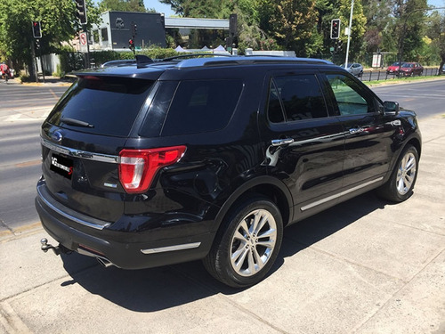 ford explorer 2.3 limited ecoboost auto 4wd