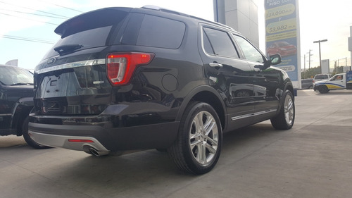ford explorer 3.5 limited 4wd  2016 somos agencia