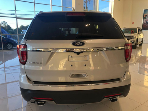 ford explorer 3.5 limited at 2018
