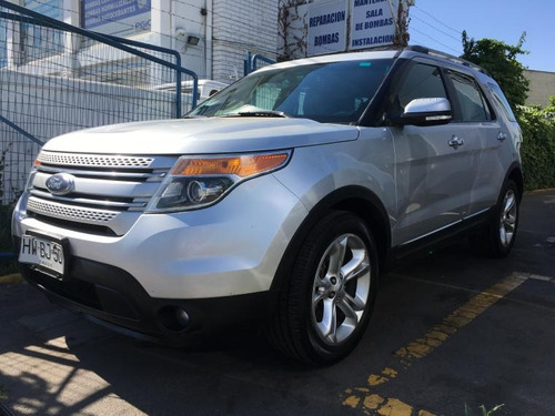 ford explorer  3.5 limited auto 4wd 2016