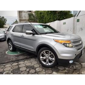 Ford Explorer 3.5 Limited Mt 2015 $ 320,000.00
