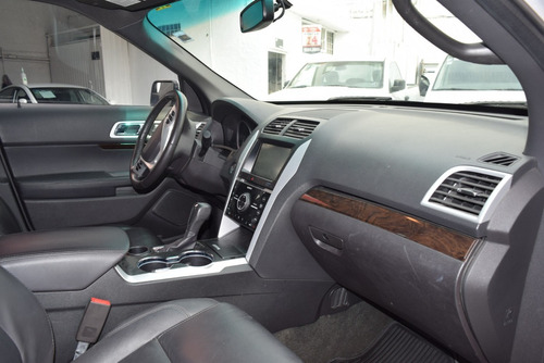 ford explorer 3.5 limited mt