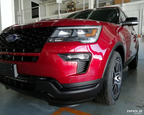 ford explorer 3.5 sport 4x4 at 2019