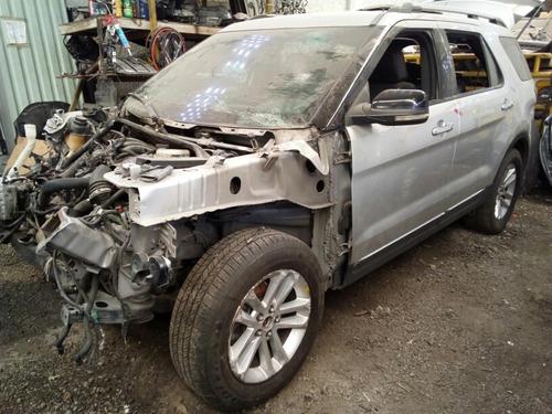 ford explorer 3.5 xlt piel mt 2015 autos y camionetas