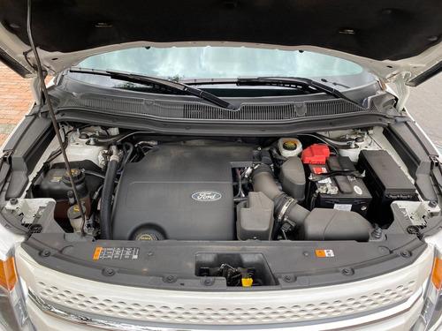 ford explorer 38.000 km 4x4 new limited 3500cc