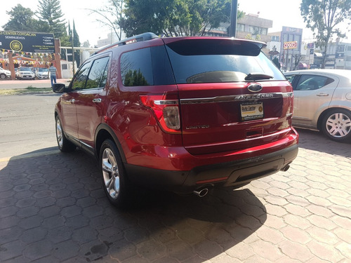 ford explorer 4.0 limited v6 sync 4x2 at 2014