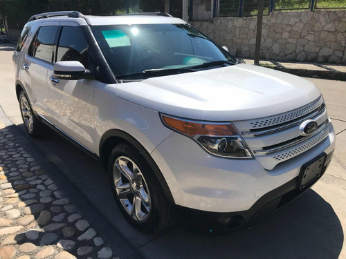 ford explorer 4.0 limited v6 sync 4x2 mt 2013