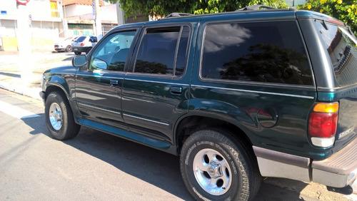 ford explorer 4.0 xlt 4 x 4 aut.